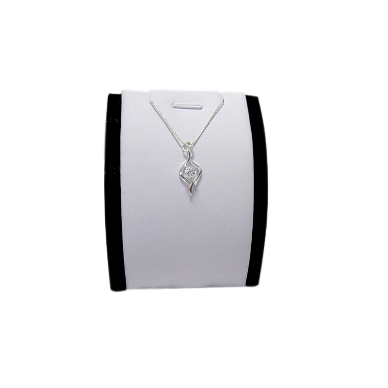 Aliexpresscom Buy Wholesale Jewelry Display White PU Leather