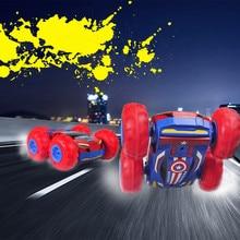 New design remote control RC stunt car HQ568 Anti fall roll dacing bounce Jumping radio control