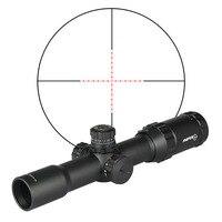 Gorąca Sprzedaż 1.5X-4X Polowanie Tactical Sniper Rifle Scope Z Czarnym Klapki otwórz Obiektywu Czapki Dla Sportu Na Świeżym Powietrzu OS1-0165A