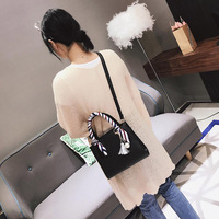 Women Casual Tote Shoulder Messenger Bag PU Leather Handbag All Match Bags