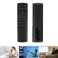 G20 Voice Remote Control,Smart TV Remote 2.4G Remote Control for Smart TV/Android TV Box/Projector/PC/HTPC/IPTV and Media Player цена и фото