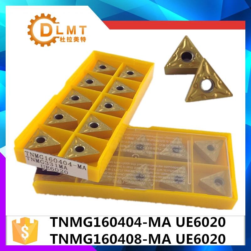 20db TNMG160404 MA UE6020 TNMG160408 MA UE6020 Külső - Szerszámgépek és tartozékok - Fénykép 1