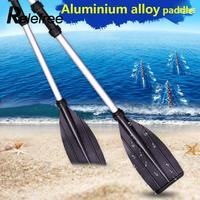 Adjustable Yacht Paddles Rubber Boats Oars Boat Paddles 1 Pair Detachable Alloy Beach Creative