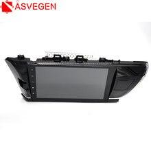 Автомобильный мультимедийный плеер asvegen 2din 4 ядра android