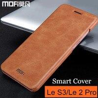 MOFi Leeco Le S3 fall x622 x626 Leeco Letv Le 2 Pro fall flip cover Le2 X620 x520 x526 x527 back cover smart fällen-in Schiebehüllen aus Handys & Telekommunikation bei