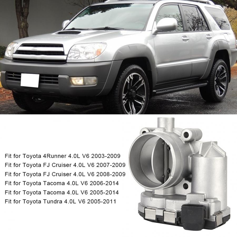 New 22030-31010 Throttle Body 2007-2009 For Toyota FJ Cruiser 4.0L V6 Tacoma