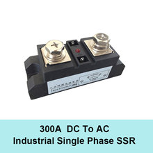 Buy 300a relay and get free shipping on aliexpress 300a industrial ssr solid state relay 300a input 4 32vdc output 24 680vac 1 sciox Images