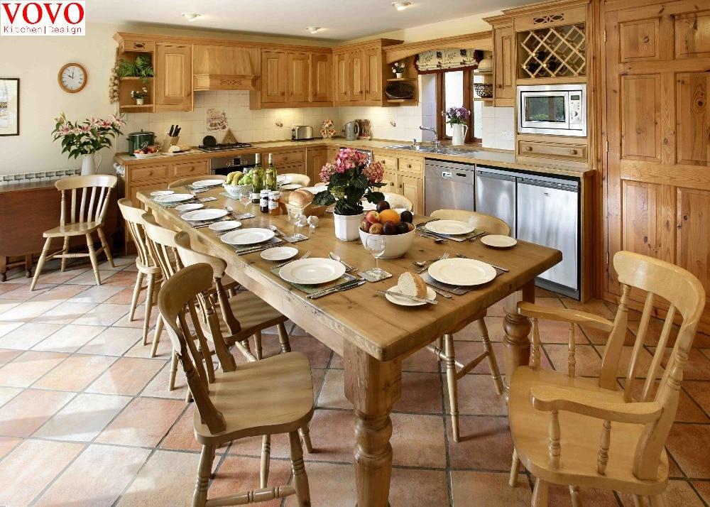 stunning natural maple kitchen cabinets | Natural maple kitchen cabinet-in Kitchen Cabinets from ...