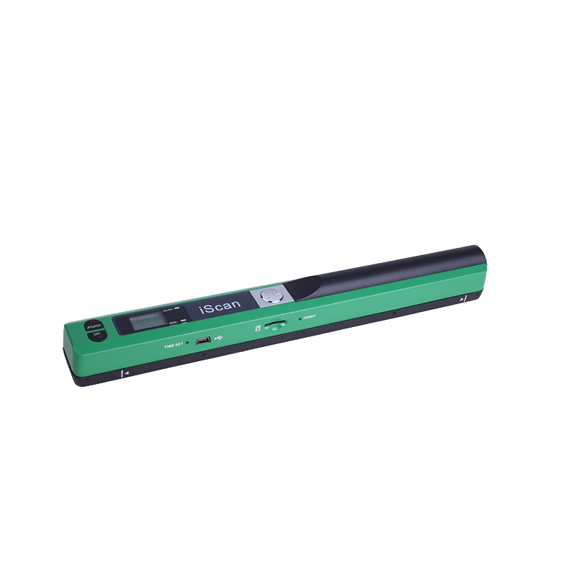 Image 5 - iScan Mini Portable Scanner 900DPI LCD Display JPG/PDF Format Document Image Iscan Handheld Scanner A4 Book Scanner-in Scanners from Computer & Office