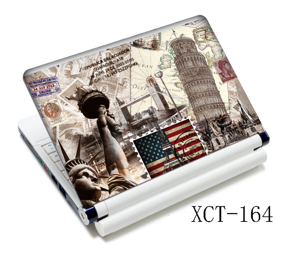 USA Stamp Decal laptop sticker 13 15 14 15.6 inch laptop skin for lenovo/acer/asus/macbook air computer