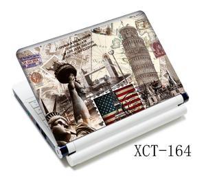 USA znaczek naklejka naklejka na laptopa 13 15 14 15.6 cala skórka na laptopa do komputera lenovo/acer/asus/macbook air