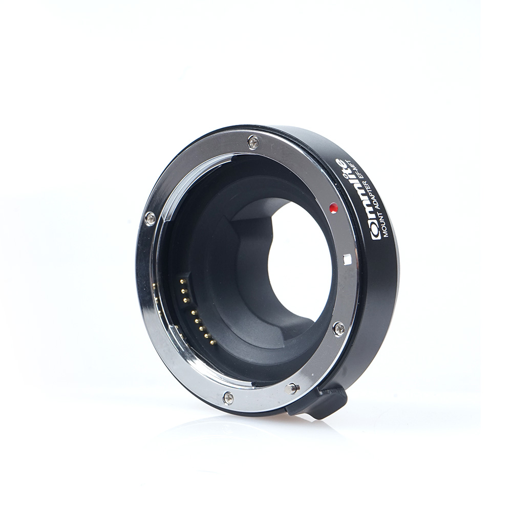 COMMLITE CM-EF-MFT Lens Adapter for Canon EOS EF/EF-S to Micro Four Thirds /MFT Camera Supports Electronic Auto Aperture Control camera auto focus lens adapter ii for canon eos ef ef s to sony full frame nex a7 a7r