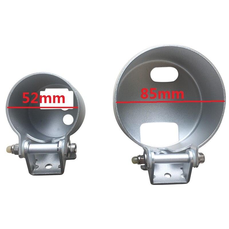 KUS Gauge Holder Bracket Gasket Aluminium Product for 52mm or 85mm dimension KUS gauge meter