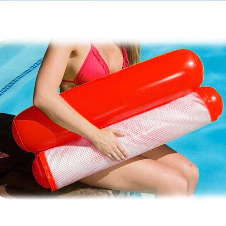 Плавательный круг из стул солнечных ванн плавательный складной бассейн надувной матрас летний плавательный круг из игрушки на открытом воздухе озеро река океан - Цвет: B