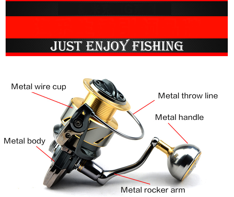 China fishing spinning reel Suppliers