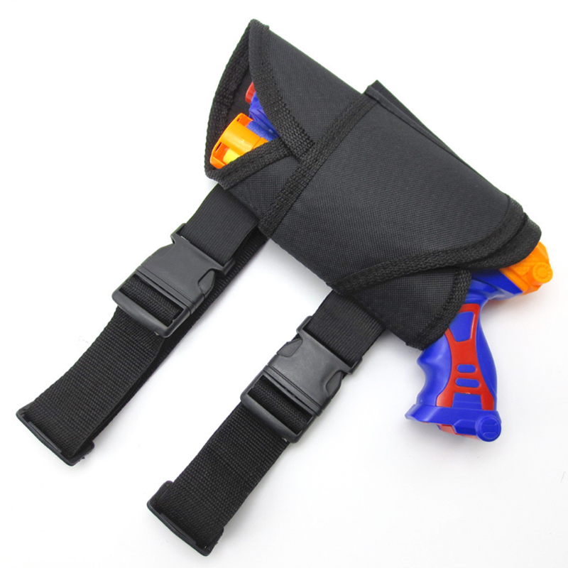 Outdoor Tactical Multi-purpose Gun Holster Pocket Bag Accessories For NERF Rival Elite Sniper