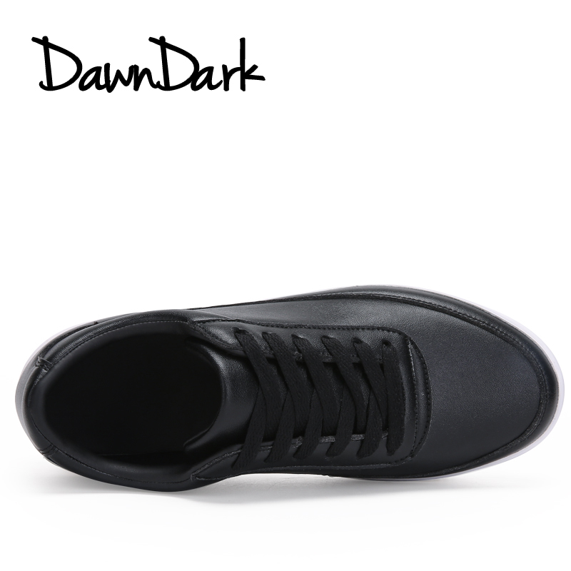 7dd0944cac0f7 ... up Lace Spring Sneakers Women Casual Summer Ladies Soft Shoes Leather  Women Flat Split Shoes Leather ...