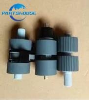 5Sets New Scanner Brake Roller pick u roller PA03338-K011 PA03576-K010 for Fujitsu Fi-6670 6770 6750 6770A 5650 5750C roller kit