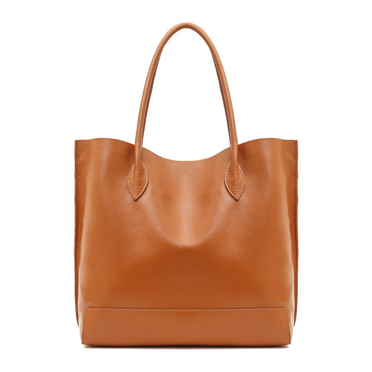 Famous Brand Genuine Leather Bag Designer Women\'S Handbags High Quality Dollar Prices Shoulder Bag Women Messenger Bag Tote