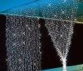 3 м * 3 м 300 из светодиодов занавес свет фестиваль света строку водонепроницаемой наружной свадебный фон свет из светодиодов праздник огней цепи