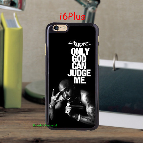 Custom Luxury Back Cover Tupac Shakur Theme Hard Cool Cases for iPhone 5c 5s 5 4s 4 and i6 i6 plus Mobile Back Skin Protective