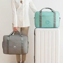 Модная складная дорожная сумка высокого качества для мужчин и женщин, дорожная сумка 48*32*16 см