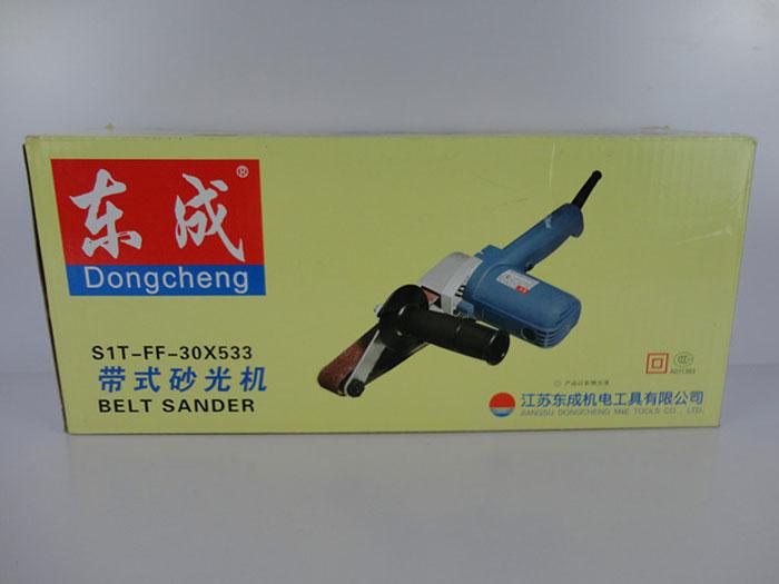 6 Zmienna prędkość 30 * 533 mm Szlifierka taśmowa 550 W Moc - Elektronarzędzia - Zdjęcie 6