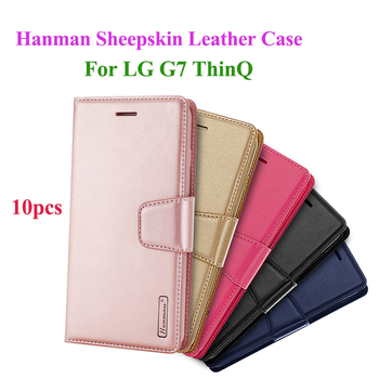 10pcs-hanman-sheepskin-leather-case-for-lg-g7-thinq-cover-flip-book-card-holder-stand-wallet-cases-with-card-slot