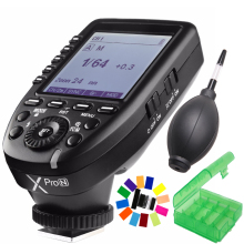 In Stock! Godox Xpro-N TTL 32 Channels Wireless Flash Trigger for Nikon 1/8000s HSS i-TTL Function Transmiter DSLR