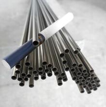 6mm OD 1mm Espesor de acero inoxidable 304 tubo de acero inoxidable tubo capilar tubo experimento