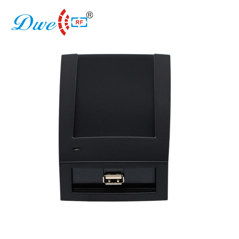 DWE CC RF Control Card Readers 13.56mhz rfid Reader Writer USB Duplicator Mini  mf writer 113C-MFUSB dwe cc rf contactless 125khz rfid plug and play reader with usb interface reading decimal or hexadecimal