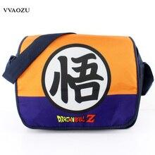 Cartoon Anime Dragon Ball Shoulder Bag for Boys Girls font b Sailor b font font b