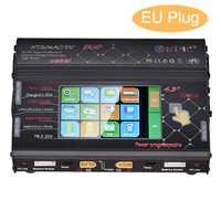 Top offres nouveau HTRC HT206 AC/DC écran tactile RC Balance chargeur pour batterie Li ion prise ue