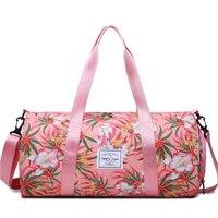 HIGHSEE Travel Sport Bag Training Gym Bag Men Woman Fitness Shoulder Bag For Shoes Storage Women