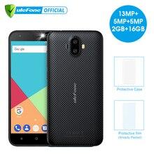 Ulefone S7 Pro 5.0 inç HD Cep Telefonu Android 7.0 MTK6580 Quad Core 2 GB RAM 16 GB ROM 13MP + 5MP Çift Arka Kameralar 3G Smartp...