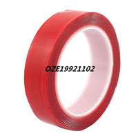 1PCS 25mm X 1mm Strong Acrylic Adhesive Clear Double Sided Glue Tape 3 Meters Length