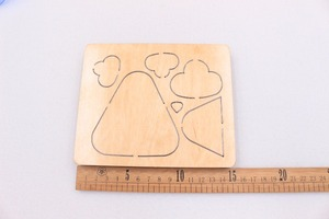 Image 4 - Chick  cutting dies 2019 new die cut &wooden dies Suitable  for common die cutting  machines on the market