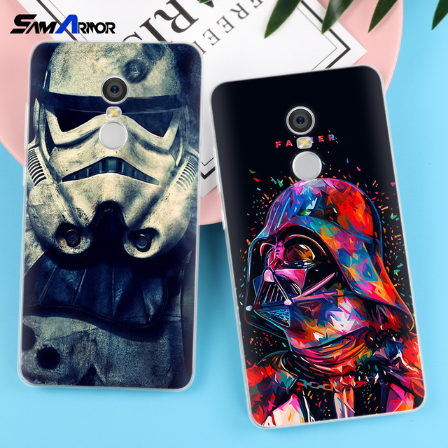Stars Wars Cases for Xiaomi – Multiple Styles