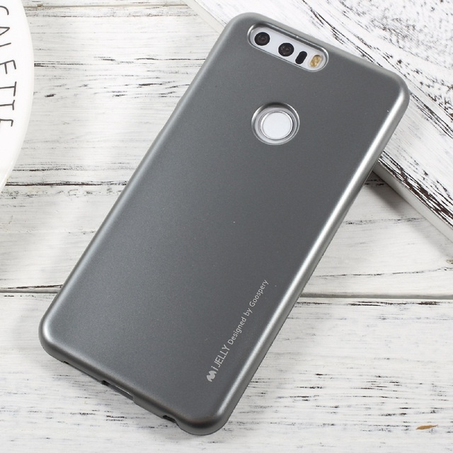 reputable site 711c8 f2104 US $4.99 |MERCURY GOOSPERY Shell For Huawei Honor 8 Mobile Phone Bag i  JELLY TPU Soft Back Case for Huawei Honor 8 Smart Phone Case Cover-in  Fitted ...