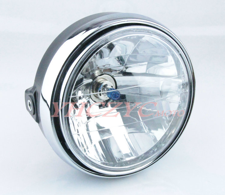 Free Shipping Motorcycle Headlamps Lights For Honda Cb400 Cb1300 Cb