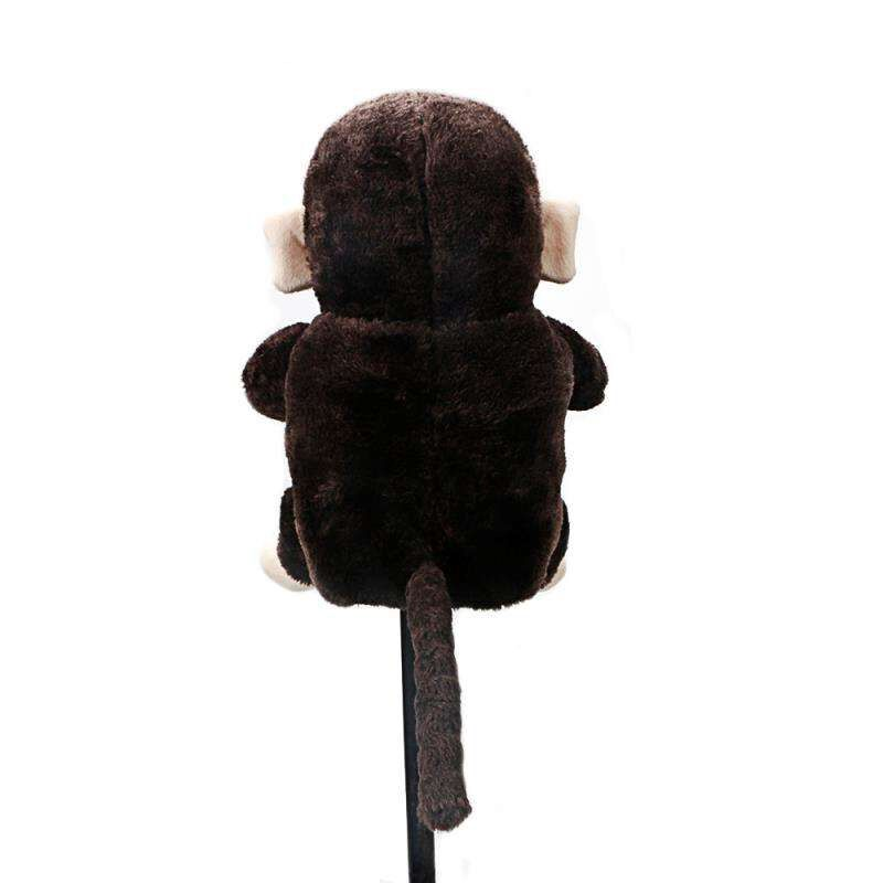 MAZEL Monkey Head Cover for Golf Driver Headcover for golf driver Club Protector