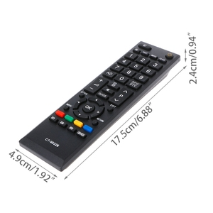Image 3 - Akıllı LED TV için uzaktan kumanda TOSHIBA CT 90326 CT 90380 CT 90336 CT 90351 ev kullanımı