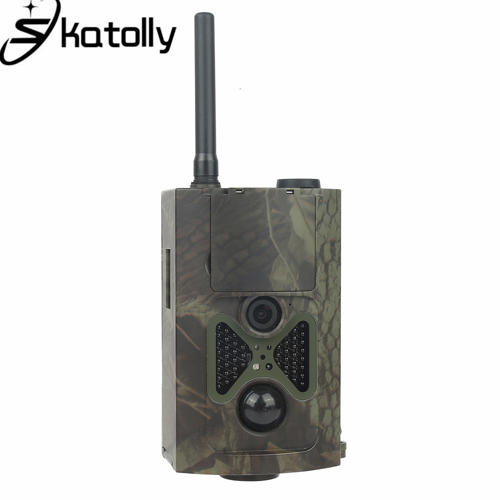 Skatolly HC-500M Hunting Trail Camera For Wildlife Photo Trap With 48Pcs Night Vision Infrared LEDs Hunting Video 12MP HD Camera new 12mp hd digital hc 500m ir led wildlife hunting camera infrared scouting trail camera portable night vision video recorder