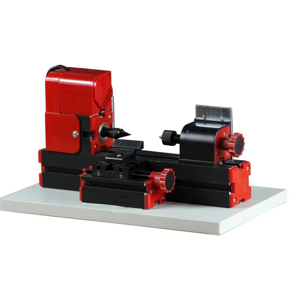 Z20003 mini lathe Wood-turning Lathe A DIY lathe wood cutting machine free shipping high quality 3 8 air pneumatic impact wrench gun tool page 3