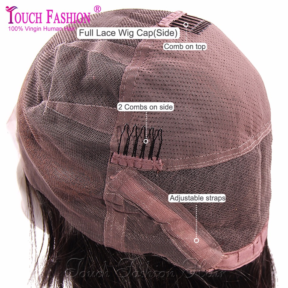 full lace wig cap front 2
