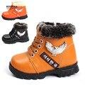Koovan Liquidación 2017 Boost Cálido Invierno Nieve Botas de Nieve de Las Muchachas Zapatos de Bebé Zapatos de Niño Del Tobillo de Los Niños Stock