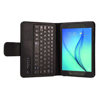 Removable Bluetooth Keyboard Fold Stand Case For Samsung Galaxy Tab A 8 0 T350