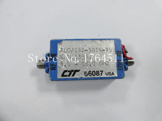 [BELLA] CTT ALO/180-5014-39 8-18GHZ SMA Amplifier