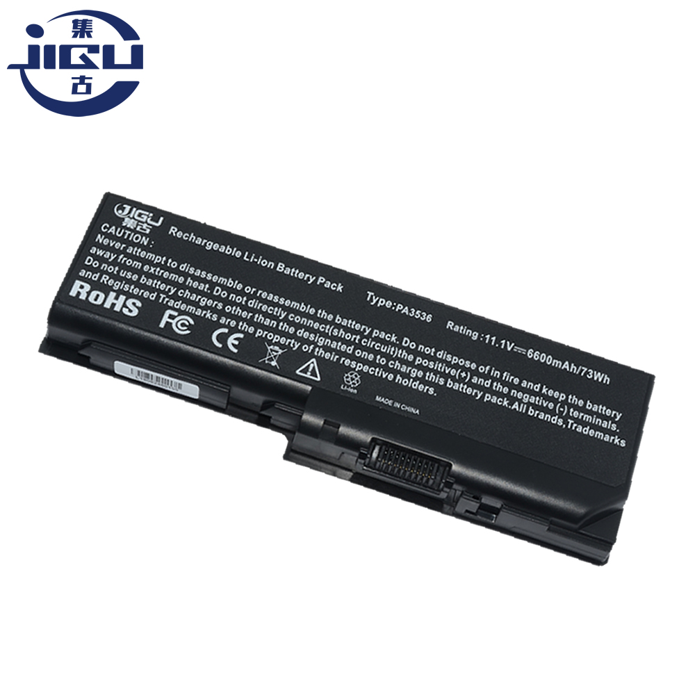 JIGU 9 Cells Laptop <font><b>Battery</b></font> For <font><b>Toshiba</b></font> Equium P200-178 P300-16T <font><b>Satellite</b></font> <font><b>L350</b></font> Series <font><b>L350</b></font>-12N image