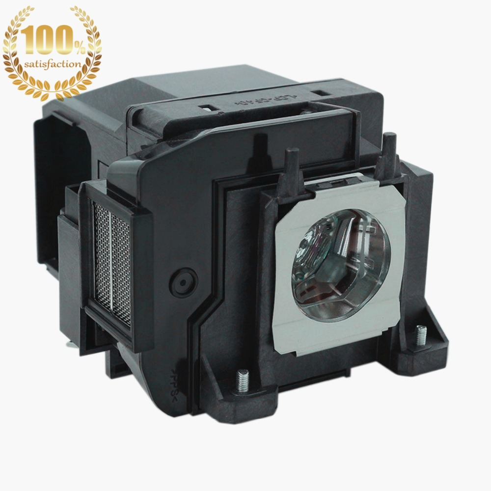 WoProlight Projector Lamp Bulb ELPLP85 W/housing For EPSON EH-TW6600 EH-TW6600W Powerlite Home Cinema 3000 3500 3600e